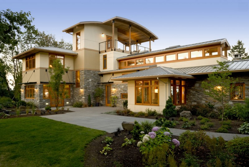 Incredible contemporary portland home design for Incredible home designs