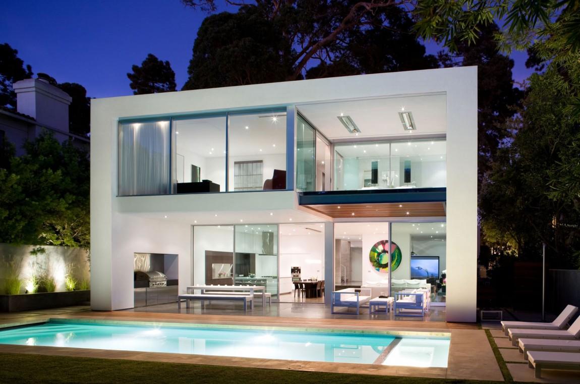Modern in Santa Monica: Beautiful modern house in Santa ...