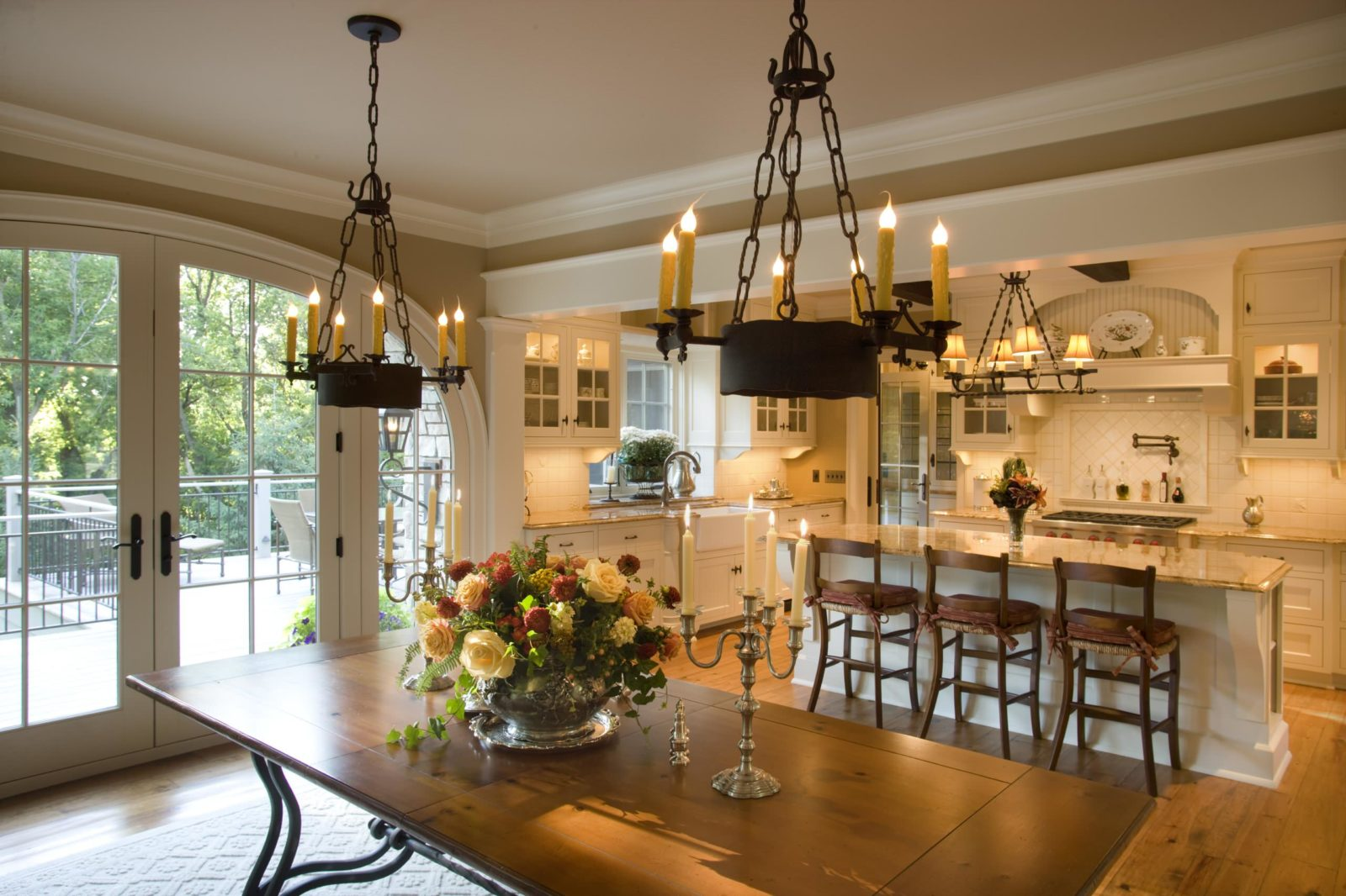 Houzz Kitchen Table Lighting