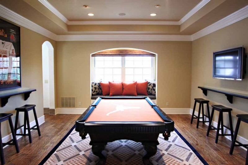 20 mind blowing billiards room designs for Pool design game