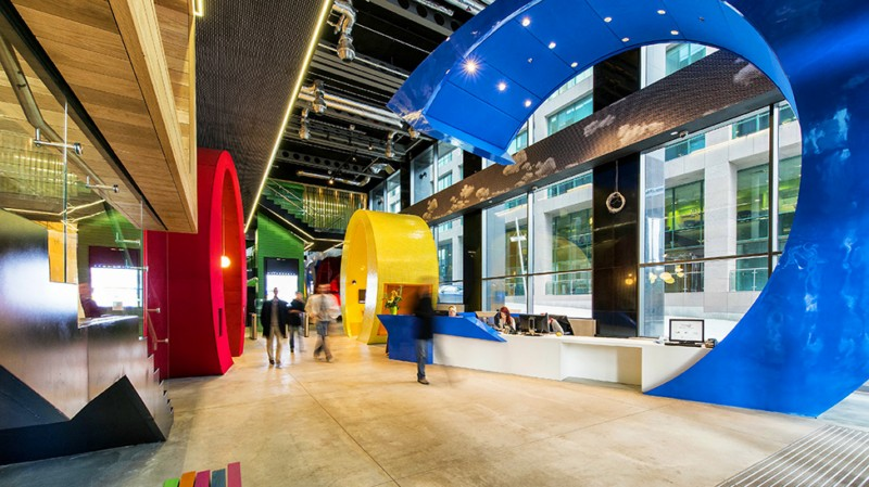 google offices dublin