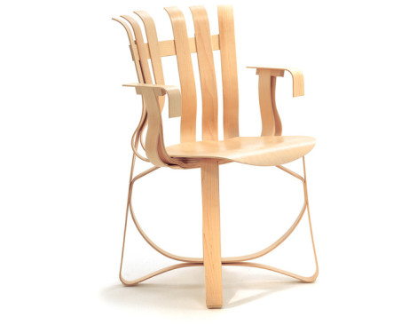 hat trick chair by knoll