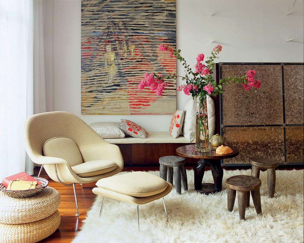 Saarinen Womb Chair Comfort Elegant