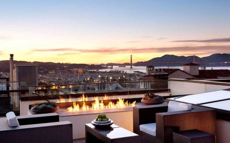 24 Möglichkeiten, eine Dachterrasse zu gestalten