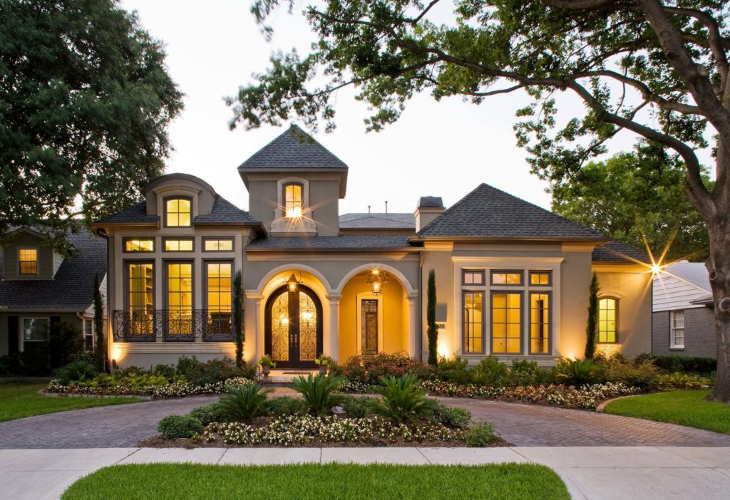 veranda fine home