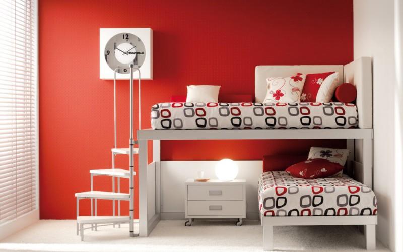Идеи для детской. Итальянская кровать чердак