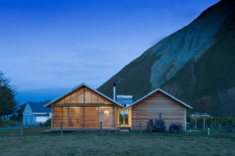 house with mountain views