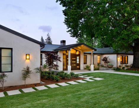 Hillsborough Ranch Remodel I