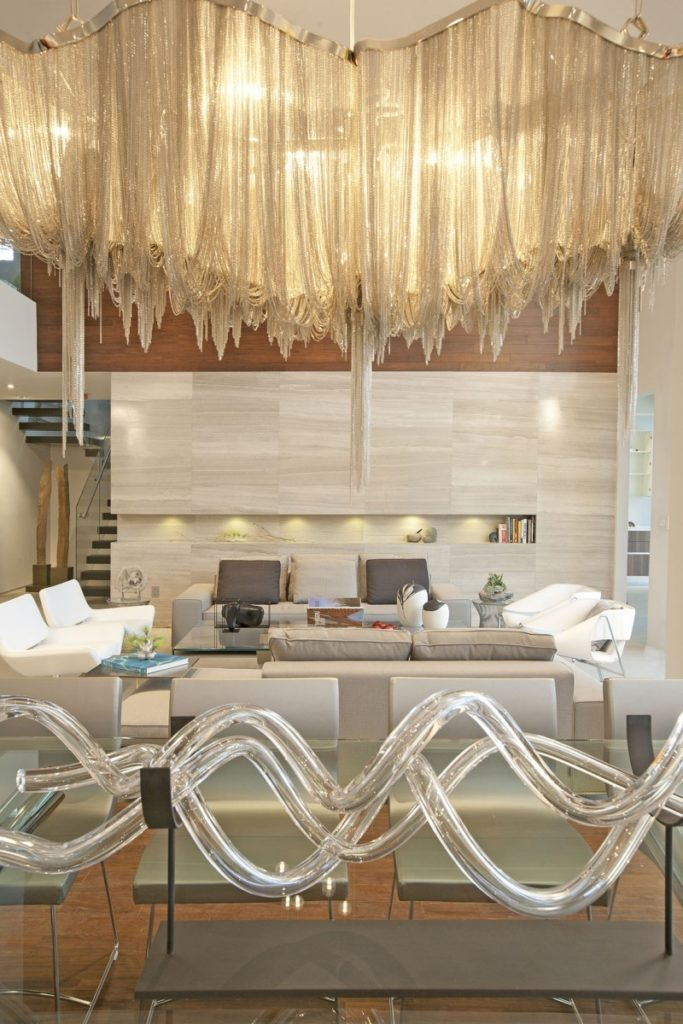 living room interior malibu style