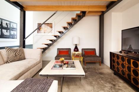 midtown loft apartment