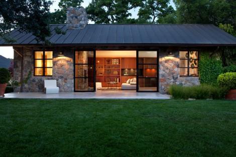 large window bungalow