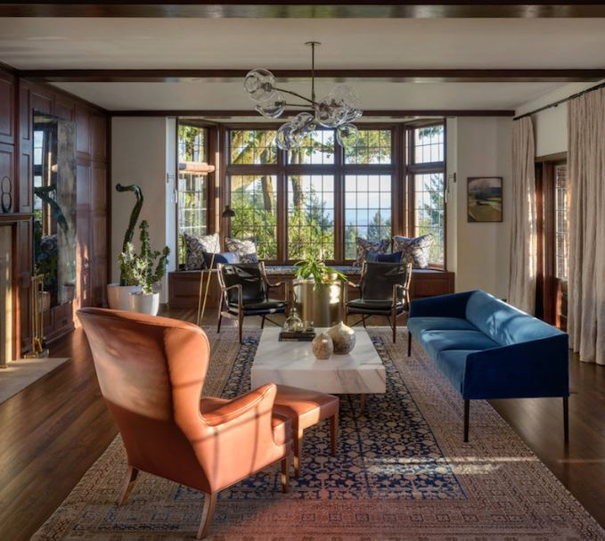 mark zeff interior living room